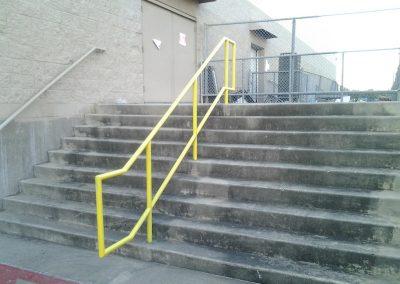 Handrail Fencing