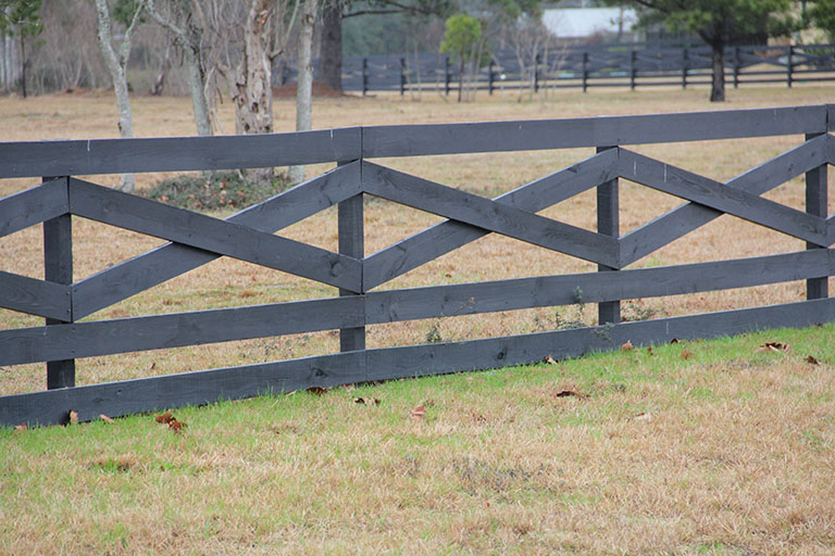 Ranch Style Fencing Tomball Tx 02