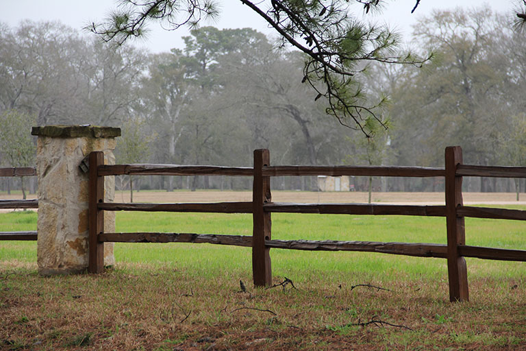 Ranch Style Fencing Tomball Tx 03