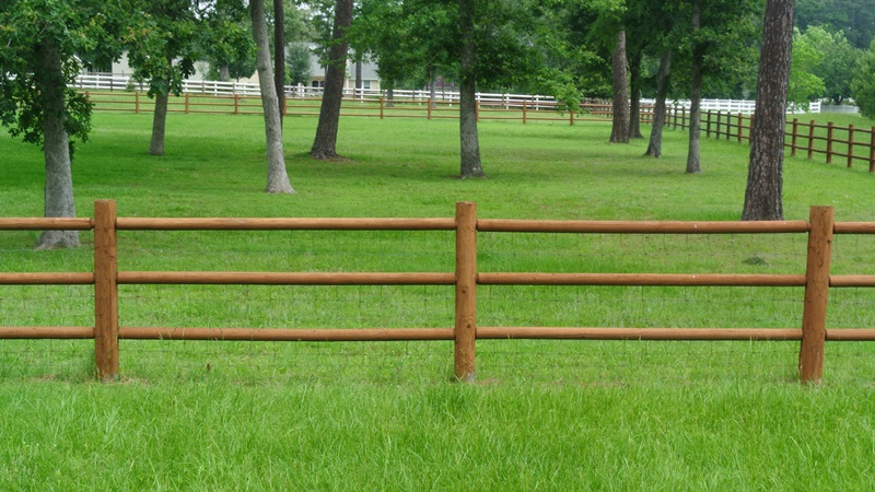 Ranch Style Fencing - 360 Fence Company