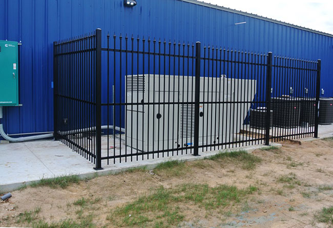 Wrought Iron Fencing 360 Fence Company
